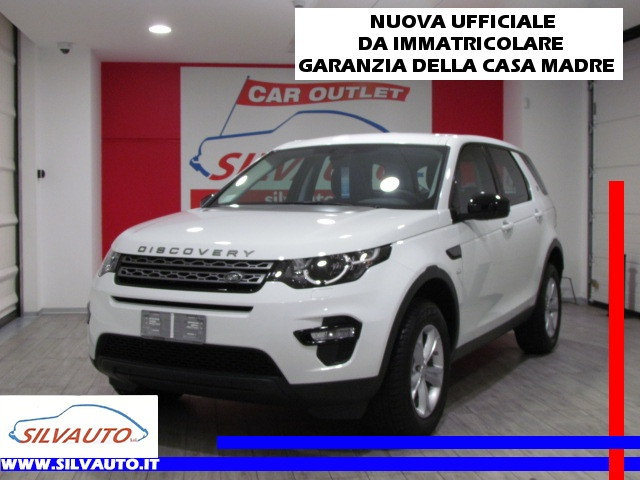LAND ROVER Discovery Sport NUOVA 2.0 TD4 PURE 150CV EU6 MY '18 Immagine 0