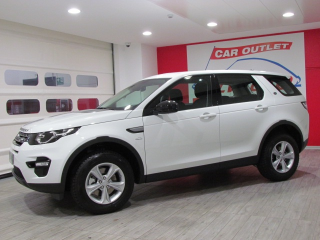 LAND ROVER Discovery Sport NUOVA 2.0 TD4 PURE 150CV EU6 MY '18 Immagine 1