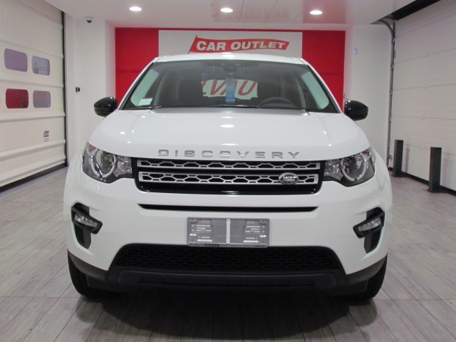 LAND ROVER Discovery Sport NUOVA 2.0 TD4 PURE 150CV EU6 MY '18 Immagine 4