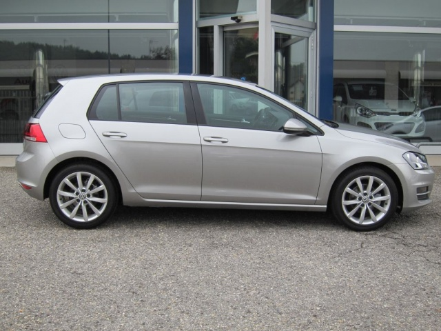 VOLKSWAGEN Golf VII 2.0 TDI 150cv HIGHLINE 5P IN PRONTA CONSEGNA Immagine 4
