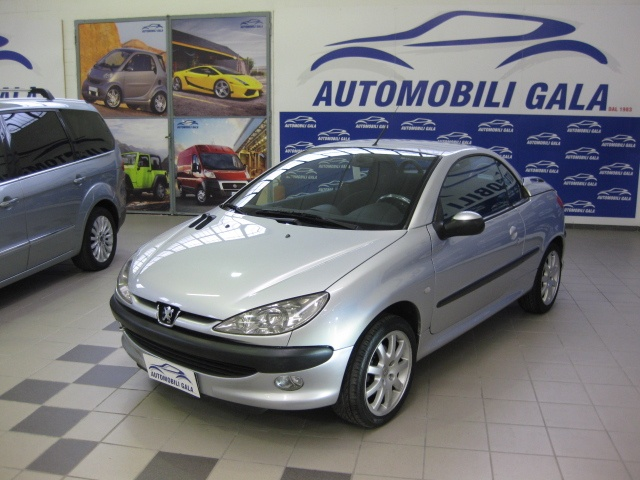 PEUGEOT 206 1.6 16v CC Enfant Terrible Immagine 0