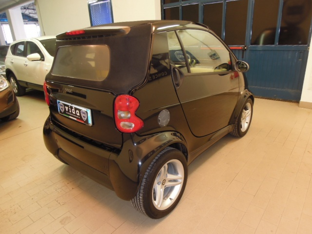 SMART ForTwo 700 cabrio PULSE (45 kW) Immagine 4