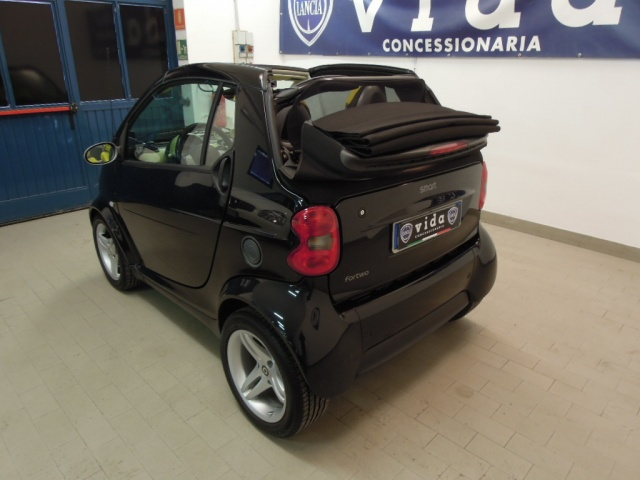 SMART ForTwo 700 cabrio PULSE (45 kW) Immagine 2