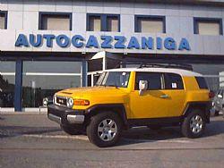 TOYOTA FJ Cruiser 4.0 V6 VVT-i AUTOMATICO Immagine 0