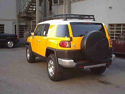 TOYOTA FJ Cruiser 4.0 V6 VVT-i AUTOMATICO Immagine 1
