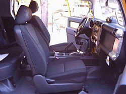 TOYOTA FJ Cruiser 4.0 V6 VVT-i AUTOMATICO Immagine 3