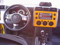 TOYOTA FJ Cruiser 4.0 V6 VVT-i AUTOMATICO Immagine 4