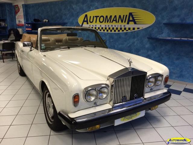 ROLLS-ROYCE Corniche Cabriolet Immagine 0