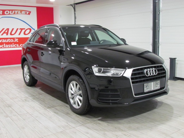 AUDI Q3 NEW 2.0 TDI BUSINESS 120CV MY '18 EURO 6 DPF Immagine 3