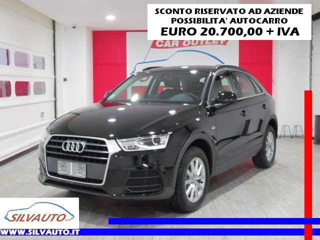 AUDI Q3 NEW 2.0 TDI BUSINESS 120CV MY '18 EURO 6 DPF Immagine 0