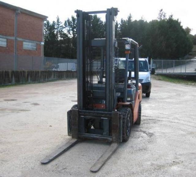 BAOLI CP CD30 anno2010 diesel Immagine 4