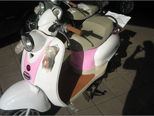 MOTOS-BIKES Gilera scooter garelli mod capri nuovi  50 4 tempi Immagine 3