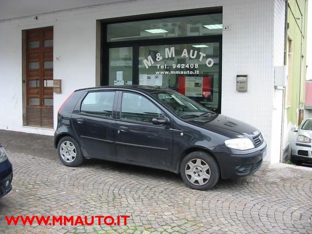 FIAT Punto 1.2 5 porte Dynamic INP-GPL!!!! Immagine 0