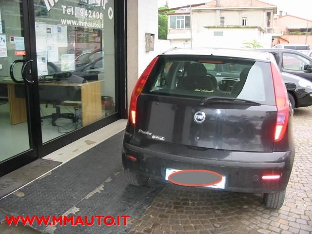 FIAT Punto 1.2 5 porte Dynamic INP-GPL!!!! Immagine 2