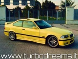 Bmw M3 Cat Coupé Europa Tetto Clima Original Paint  - immagine 2