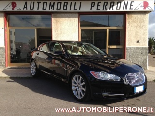 JAGUAR XF 3.0 D V6 Premium Luxury (Unico Proprietario) Usata