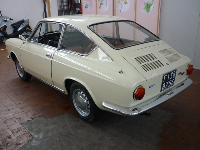 FIAT Other 850 Coupè (100GC) 1967 Immagine 3