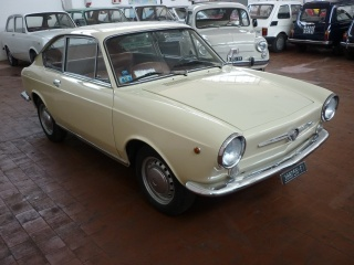 FIAT 850 Coupè (100GC) 1967