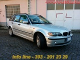 BMW 320 d turbodiesel Touring G.Traino & Pelle Si PERMUTE