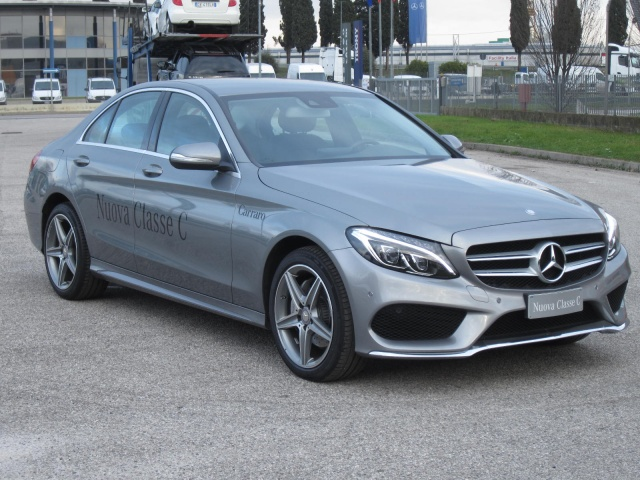 MERCEDES-BENZ C 220 BlueTEC Automatic Premium Immagine 0