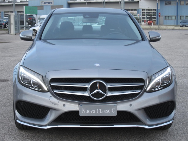 MERCEDES-BENZ C 220 BlueTEC Automatic Premium Immagine 1