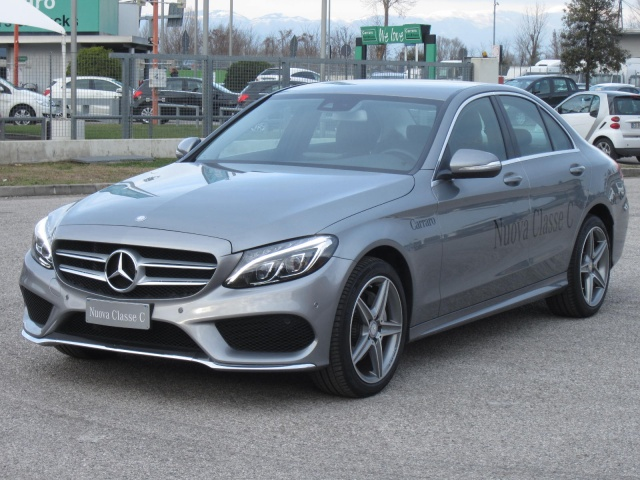 MERCEDES-BENZ C 220 BlueTEC Automatic Premium Immagine 2