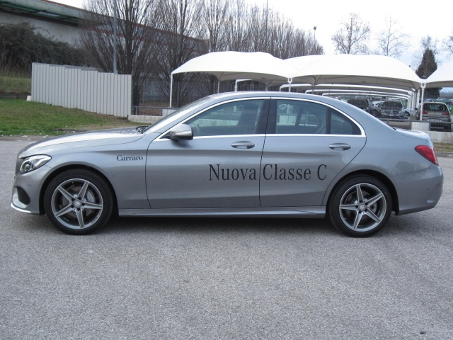 MERCEDES-BENZ C 220 BlueTEC Automatic Premium Immagine 3