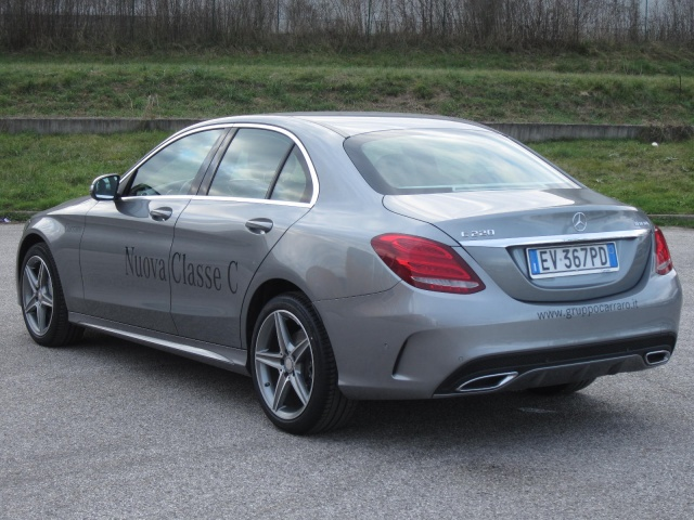 MERCEDES-BENZ C 220 BlueTEC Automatic Premium Immagine 4