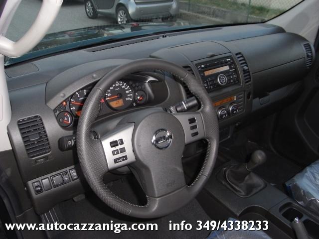 NISSAN Navara 2.5 dCi 4 porte Double Cab XE PRONTA CONSEGNA Immagine 3
