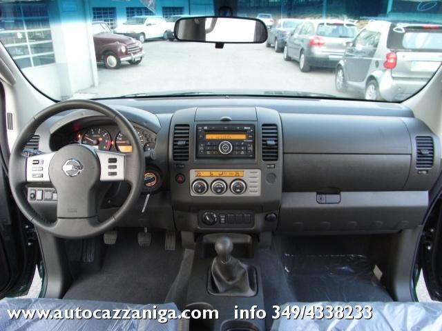 NISSAN Navara 2.5 dCi 4 porte Double Cab XE PRONTA CONSEGNA Immagine 2