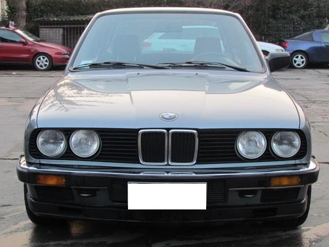 BMW 316 E30 4 PORTE ISCRITTA BMW CLUB ITALIA Immagine 2