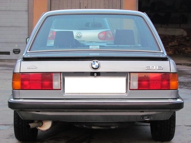 BMW 316 E30 4 PORTE ISCRITTA BMW CLUB ITALIA Immagine 4