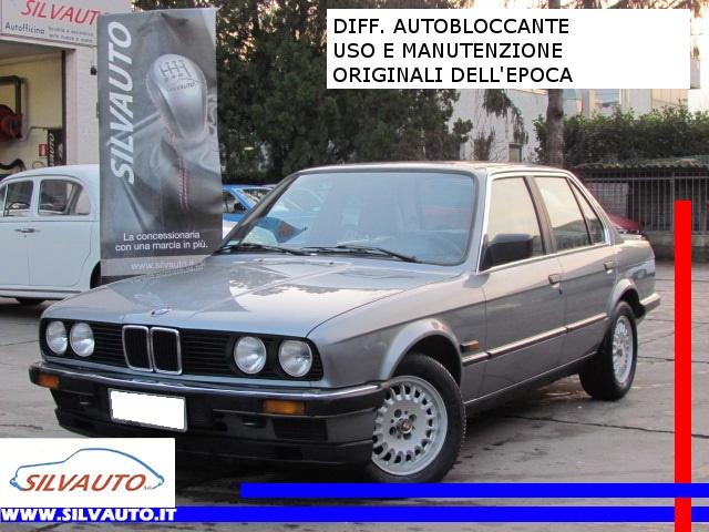 BMW 316 E30 4 PORTE ISCRITTA BMW CLUB ITALIA Immagine 0
