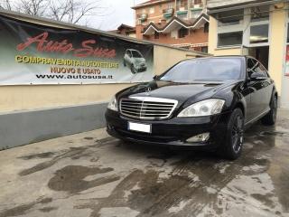 Mercedes classe s   (w/v221)                      usato s 320...