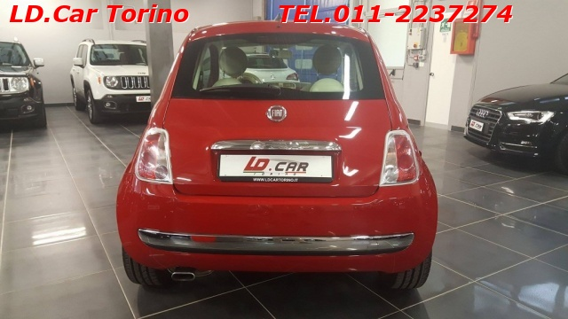 FIAT 500 1.2 Lounge * PACK STYLE * Immagine 3