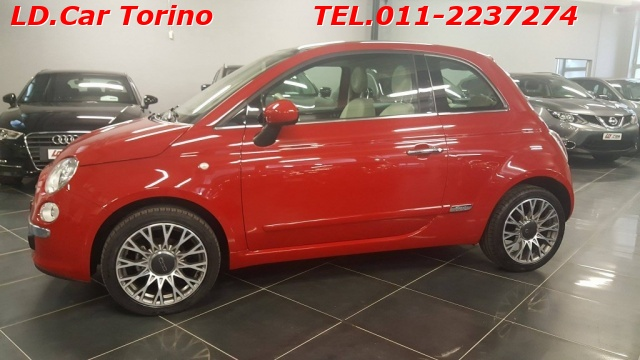 FIAT 500 1.2 Lounge * PACK STYLE * Immagine 4