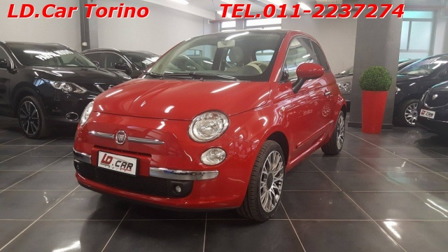 FIAT 500 1.2 Lounge * PACK STYLE * Immagine 0