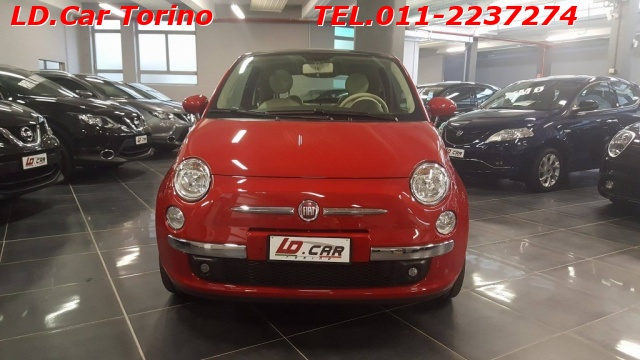 FIAT 500 1.2 Lounge * PACK STYLE * Immagine 1