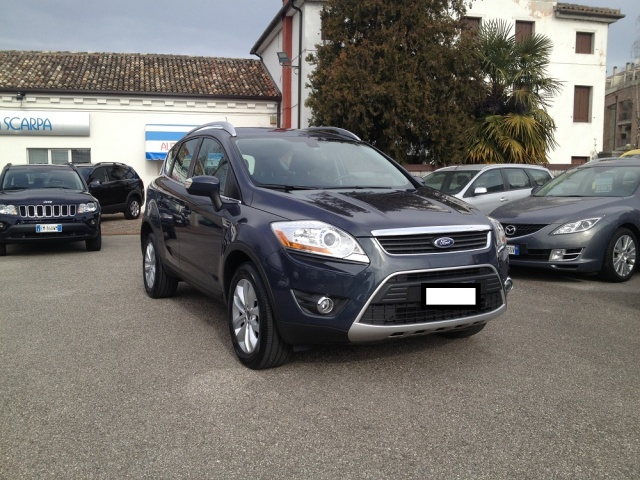 FORD Kuga 4X4 FULL OPTIONAL Immagine 0
