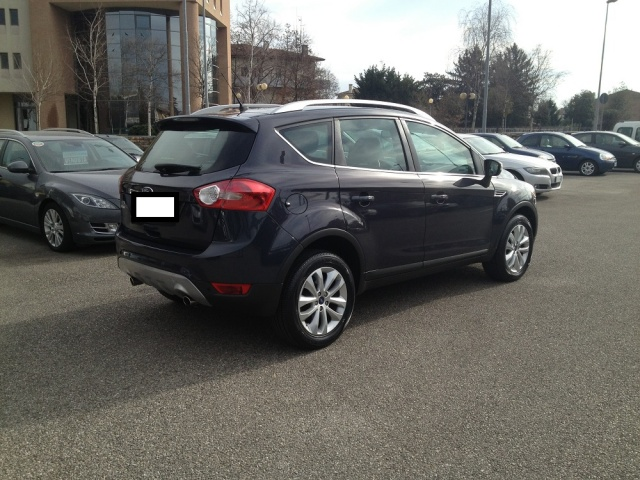 FORD Kuga 4X4 FULL OPTIONAL Immagine 4