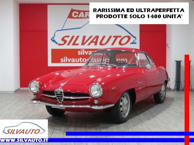 ALFA ROMEO Giulia 1600 SS SPRINT SPECIALE TIPO 101.21 Immagine 0