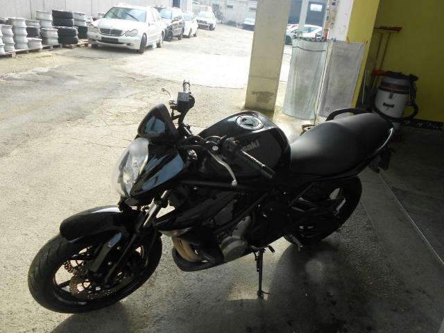 MOTOS-BIKES Kawasaki ER6N Immagine 3