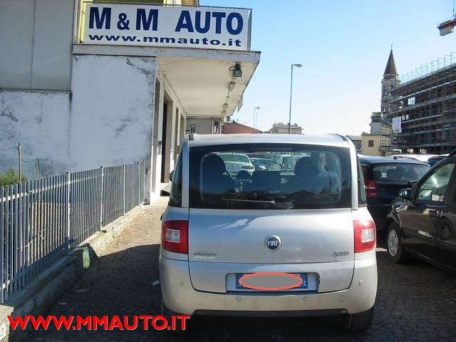 FIAT Multipla 1.6 16V Natural Power Dynamic!!!! Immagine 1