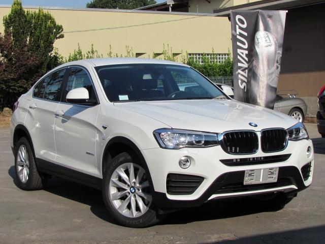 BMW X4 xDrive20d 190CV EURO 6 CAMBIO AUTOMATICO Immagine 2