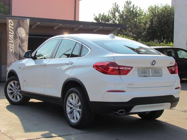 BMW X4 xDrive20d 190CV EURO 6 CAMBIO AUTOMATICO Immagine 3