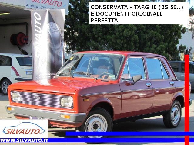 FIAT 128 CL (CONFORT LUSSO) ISCRITTA ASI Immagine 0