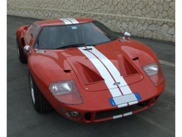 FORD GT 40 Replica GT40 Replica Immagine 2