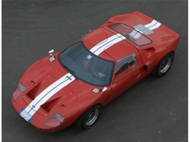 FORD GT 40 Replica GT40 Replica Immagine 3