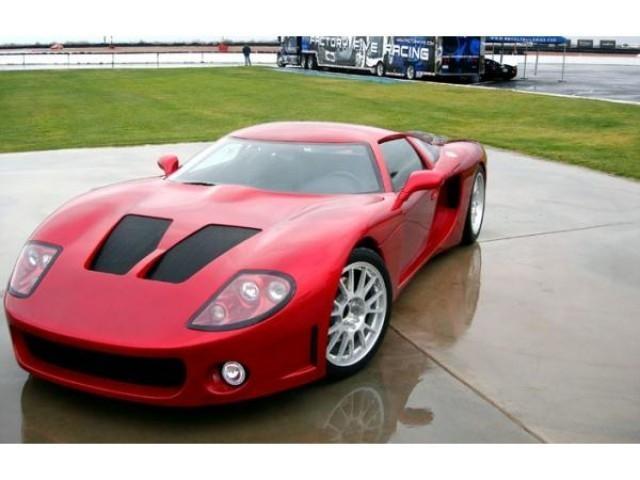 CHEVROLET Corvette FFR GTM Immagine 2
