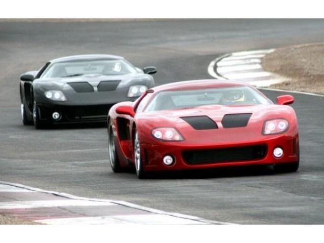 CHEVROLET Corvette FFR GTM Immagine 3
